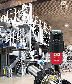 perma lubrication systems for pulp & paper Industries
